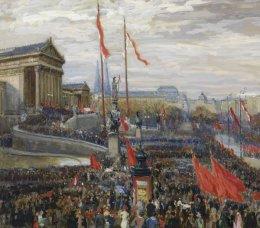 Die Revolution war die Geburtshelferin der Republik